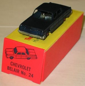 Model No 24 Chevrolet Bel Air