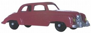 Model No 193 Humber Hawk 1950 Saloon