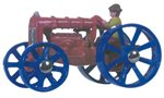 Model No 104b Fordson Cast Wheels