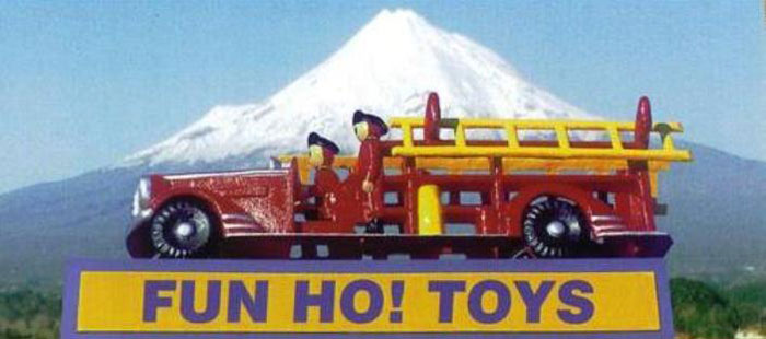 Fun Ho! Toys in Taranaki, New Zealand