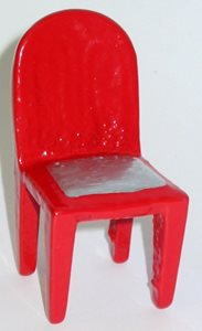 Model No 101 Dolls Furniture Chair