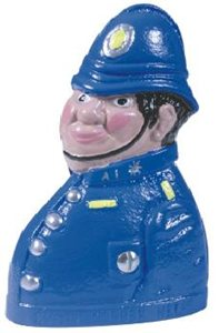 Model No 107 Policeman Money Box
