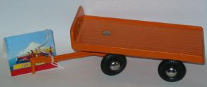 Model No 506 Four Wheel Trailer