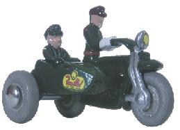 Model No 152 Motorbike and Sidecar